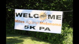 Hundreds attend Miles Against Melanoma 5K PA… - (5/25)