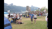 Thousands celebrated the 4th of July in downtown Pittsburgh with food, music and the