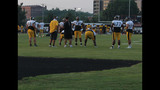 Steelers night practice draws thousands to… - (21/25)