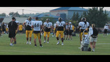 Steelers night practice draws thousands to… - (6/25)