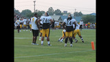 Steelers night practice draws thousands to… - (18/25)