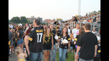 Steelers night practice draws thousands to… - (15/25)