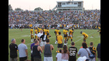 Steelers night practice draws thousands to… - (11/25)