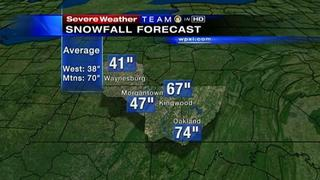 Chief meteorologist Stephen Cropper's Winter Weather