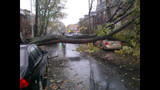 Twitter users post Hurricane Sandy photos - (8/25)