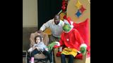 James Harrison hosts Santa brunch - (25/25)