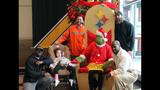 James Harrison hosts Santa brunch - (23/25)