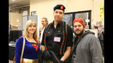 Celebrities, superheroes attend Steel City… - (10/25)