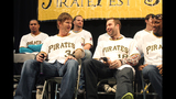 Pittsburgh Pirates fans meet players at PirateFest - (12/25)
