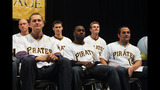 Pittsburgh Pirates fans meet players at PirateFest - (8/25)