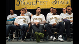 Pittsburgh Pirates fans meet players at PirateFest - (16/25)