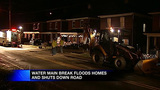 Water main break floods homes, shuts down road in Forward Township_2953517