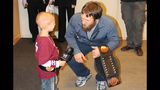Gallery: Pittsburgh area boy battling cancer… - (17/25)