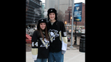 Penguins fans attend opening game at Consol… - (14/25)