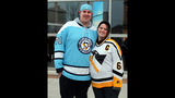 Penguins fans attend opening game at Consol… - (23/25)
