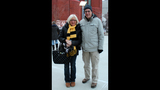 Penguins fans attend opening game at Consol… - (24/25)