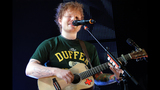 Ed Sheeran performs at Stage AE - (2/25)