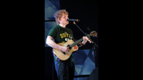Ed Sheeran performs at Stage AE - (8/25)