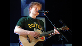 Ed Sheeran performs at Stage AE - (7/25)