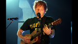 Ed Sheeran performs at Stage AE - (1/25)