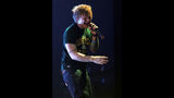 Ed Sheeran performs at Stage AE - (10/25)