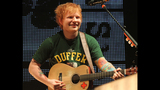 Ed Sheeran performs at Stage AE - (22/25)