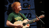 Ed Sheeran performs at Stage AE - (6/25)