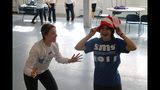 Photos: Vincentian Academy rehearses 'Seussical' - (13/25)