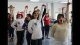Photos: Vincentian Academy rehearses 'Seussical' - (12/25)