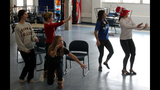 Photos: Vincentian Academy rehearses 'Seussical' - (19/25)