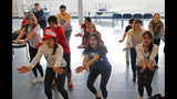 Photos: Vincentian Academy rehearses 'Seussical' - (17/25)