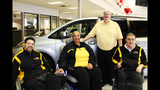 Paralyzed veterans receive mobility van from… - (9/25)