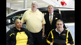 Paralyzed veterans receive mobility van from… - (7/25)