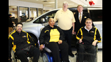Paralyzed veterans receive mobility van from… - (23/25)