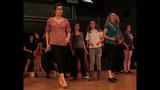 Carlynton High School rehearses '9 to 5' - (4/25)
