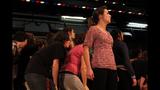 Carlynton High School rehearses '9 to 5' - (15/25)