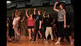 Carlynton High School rehearses '9 to 5' - (11/25)