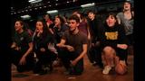 Carlynton High School rehearses '9 to 5' - (8/25)