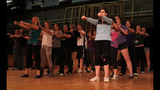 Carlynton High School rehearses '9 to 5' - (9/25)