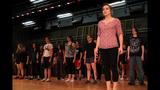 Carlynton High School rehearses '9 to 5' - (7/25)