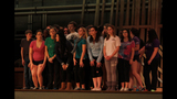 Carlynton High School rehearses '9 to 5' - (10/25)