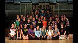 Carlynton High School rehearses '9 to 5' - (5/25)