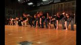 Carlynton High School rehearses '9 to 5' - (2/25)