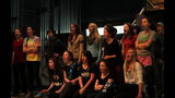Photos: Pine-Richland High School rehearses 'Big' - (17/25)