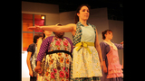 North Hills High School rehearses 'The Pajama Game' - (22/25)