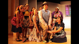 North Hills High School rehearses 'The Pajama Game' - (5/25)