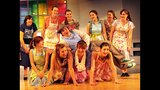 North Hills High School rehearses 'The Pajama Game' - (18/25)