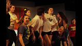 North Hills High School rehearses 'The Pajama Game' - (14/25)
