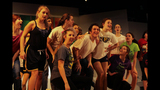 North Hills High School rehearses 'The Pajama Game' - (13/25)