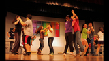North Hills High School rehearses 'The Pajama Game' - (15/25)
